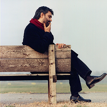 Andrea Bocelli, Autumn Leaves, Piano, Vocal & Guitar (Right-Hand Melody)