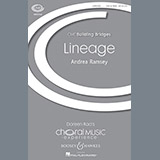 Andrea Ramsey Lineage Sheet Music and PDF music score - SKU 158179