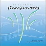 Andrew Balent Classical FlexQuartets - C Treble Clef Instruments Sheet Music and PDF music score - SKU 404482