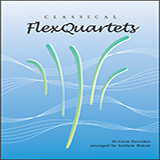 Andrew Balent Classical Flexquartets - Eb Instruments Sheet Music and PDF music score - SKU 404484