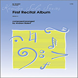 Andrew Balent First Recital Album - Bb Trumpet Sheet Music and PDF music score - SKU 360172