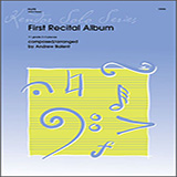 Andrew Balent First Recital Album - Piano Sheet Music and PDF music score - SKU 360173