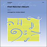 Andrew Balent First Recital Album - Trombone Sheet Music and PDF music score - SKU 374166
