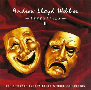 Andrew Lloyd Webber, Angel Of Music (from The Phantom Of The Opera), Piano