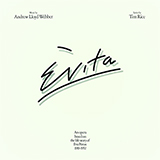 Andrew Lloyd Webber Another Suitcase In Another Hall (from Evita) Sheet Music and PDF music score - SKU 37068