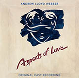 Andrew Lloyd Webber Love Changes Everything (from Aspects of Love) Sheet Music and PDF music score - SKU 13820