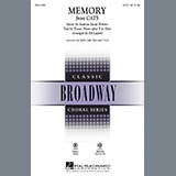 Andrew Lloyd Webber Memory (from Cats) (arr. Ed Lojeski) Sheet Music and PDF music score - SKU 67080