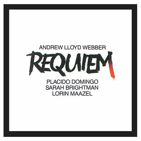 Andrew Lloyd Webber, Pie Jesu (from Requiem), Piano, Vocal & Guitar