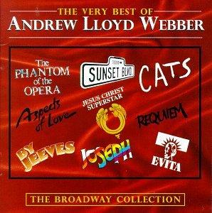 Andrew Lloyd Webber, Superstar, Super Easy Piano