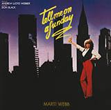 Andrew Lloyd Webber Tell Me On A Sunday Sheet Music and PDF music score - SKU 252719