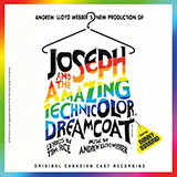 Andrew Lloyd Webber Any Dream Will Do (from Joseph And The Amazing Technicolor Dreamcoat) Sheet Music and PDF music score - SKU 169528