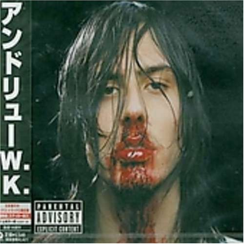 Andrew WK Party Til You Puke profile image