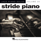 Andy Razaf Memories Of You [Stride version] (arr. Brent Edstrom) Sheet Music and PDF music score - SKU 159282