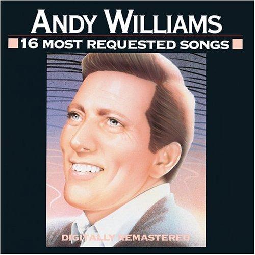 Andy Williams, Moon River, Lyrics & Chords