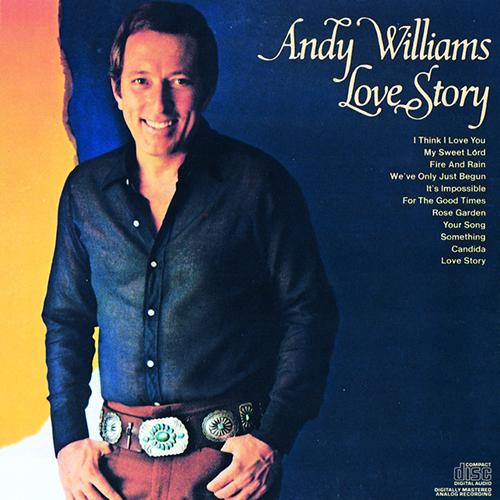 Andy Williams Where Do I Begin (Love Theme) profile image