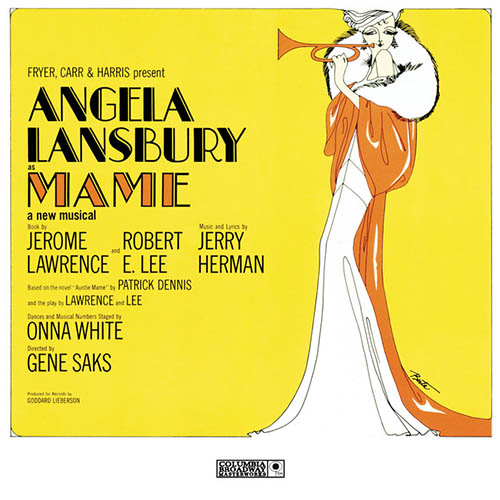 Angela Lansbury, We Need A Little Christmas, Piano, Vocal & Guitar (Right-Hand Melody)