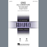 Anita Kerr One (from A Chorus Line) Sheet Music and PDF music score - SKU 67159