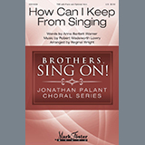 Anna Bartlett Warner and Robert Wadsworth Lowry How Can I Keep From Singing (arr. Reginal Wright) Sheet Music and PDF music score - SKU 433615