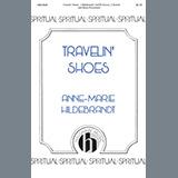 Anne-Marie Hildebrandt Travelin' Shoes Sheet Music and PDF music score - SKU 460072