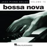 Antonio Carlos Jobim The Girl From Ipanema (Garota De Ipanema) [Jazz version] (arr. Brent Edstrom) Sheet Music and PDF music score - SKU 73773