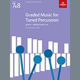 Antonio Vivaldi Allegro (Vivaldi) from Graded Music for Tuned Percussion, Book IV Sheet Music and PDF music score - SKU 506780
