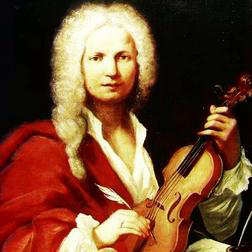 Antonio Vivaldi Concerto in D major for 2 Violins and Lute (2nd Movement) Sheet Music and PDF music score - SKU 31915