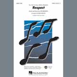 Aretha Franklin Respect (arr. Roger Emerson) Sheet Music and PDF music score - SKU 405236
