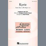 Arkadi Serper Kyrie (From The Mass In B-Flat Major #10) Sheet Music and PDF music score - SKU 152193