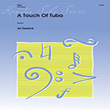 Art Dedrick A Touch Of Tuba - Piano Accompaniment Sheet Music and PDF music score - SKU 368795