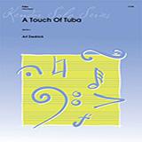 Art Dedrick A Touch Of Tuba - Tuba Sheet Music and PDF music score - SKU 368794