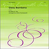 Arthur Frackenpohl Gesu Bambino - Tuba Sheet Music and PDF music score - SKU 343133