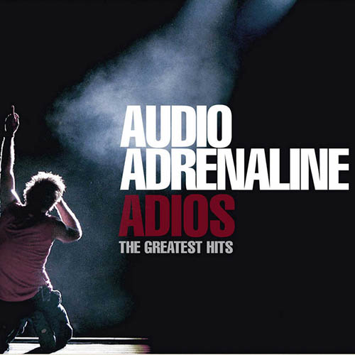 Audio Adrenaline, Get Down, Piano, Vocal & Guitar (Right-Hand Melody)