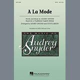 Audrey Snyder A La Mode Sheet Music and PDF music score - SKU 289752
