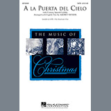 Traditional A La Puerta Del Cielo (arr. Audrey Snyder) Sheet Music and PDF music score - SKU 74501