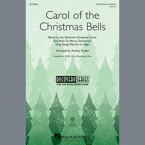 Carol Of The Christmas Bells sheet music