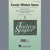Audrey Snyder Frosty Winter Snow Sheet Music and PDF music score - SKU 289798