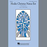 Audrey Snyder Hodie Christus Natus Est Sheet Music and PDF music score - SKU 78215