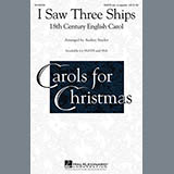 Audrey Snyder I Saw Three Ships Sheet Music and PDF music score - SKU 158821