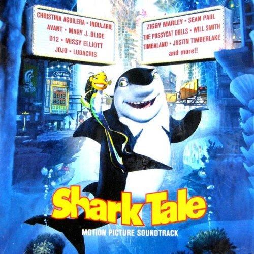 Avant, Can't Wait (from Shark Tale), Piano, Vocal & Guitar (Right-Hand Melody)