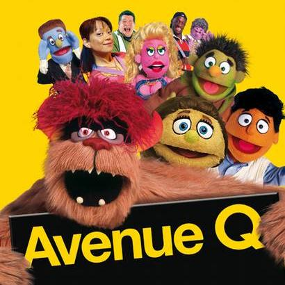 Avenue Q, There's A Fine, Fine Line, Piano & Vocal