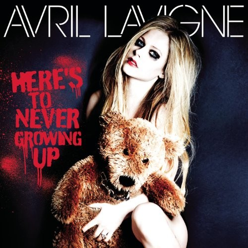 Avril Lavigne Here's To Never Growing Up Sheet Music and PDF music score - SKU 150461