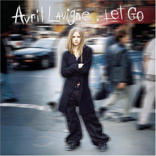 Avril Lavigne, I'm With You, Melody Line, Lyrics & Chords