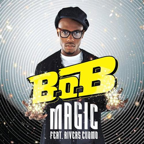 B.o.B Bright Lights Bigger City/Magic (feat. Rivers Cuomo) profile image