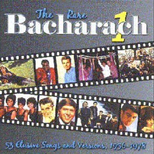 Bacharach & David, Another Tear Falls, Melody Line, Lyrics & Chords
