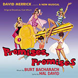 Burt Bacharach Promises Promises Sheet Music and PDF music score - SKU 113619
