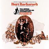 Bacharach & David Raindrops Keep Falling On My Head Sheet Music and PDF music score - SKU 113620