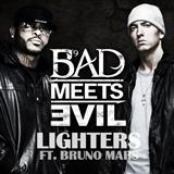 Bad Meets Evil Lighters (feat. Bruno Mars) Sheet Music and PDF music score - SKU 111527