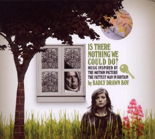 Badly Drawn Boy, Is There Nothing We Could Do?, Piano, Vocal & Guitar (Right-Hand Melody)