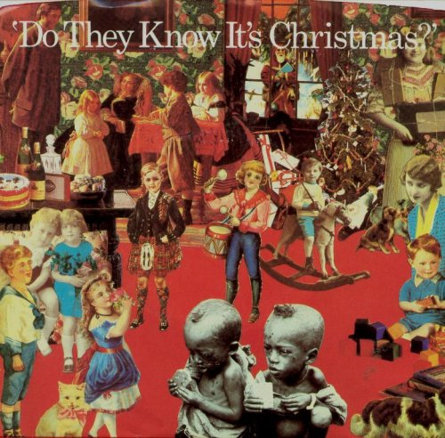Band Aid, Do They Know It's Christmas?, Piano, Vocal & Guitar (Right-Hand Melody)