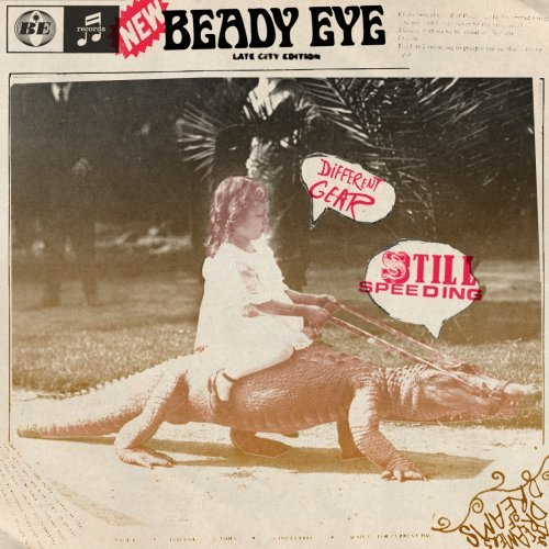 Beady Eye, Standing On The Edge Of The Noise, Guitar Tab